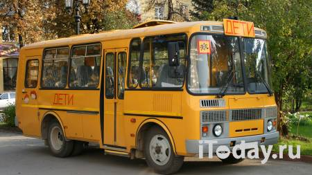 На Ставрополье загорелся туристический автобус с детьми - 12.06.2021
