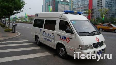 В Китае при взрыве газа погибли не менее 11 человек