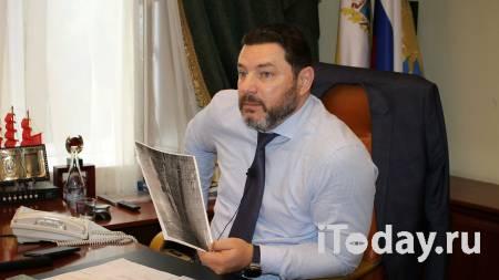 Власти рассказали о состоянии упавшего с электросамоката мэра Кисловодска - 13.06.2021