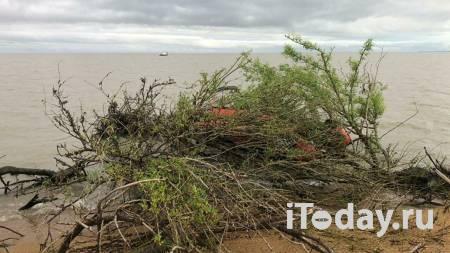 В Приморье пропавших на озере Ханка супругов ищут пять судов - 13.06.2021