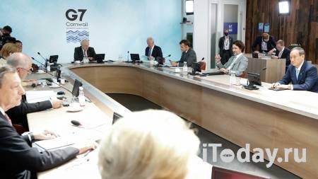 """На саммите G7 подняли вопрос о """"китайском"""" происхождении COVID-19"""