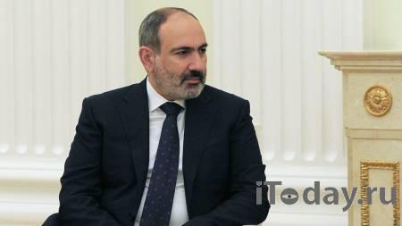 Партию Пашиняна с выборов предложили снять с выборов в Армении