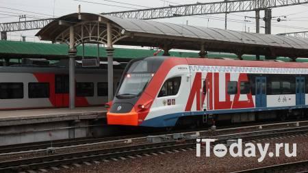 Движение поездов на МЦД-1 приостановили из-за пожара - 13.06.2021