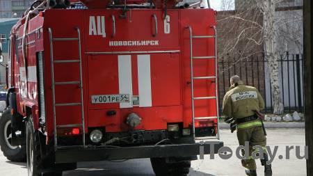 В Новосибирске при пожаре на АЗС пострадали шесть человек - 14.06.2021