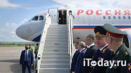 Мишустин прибыл в Минеральные воды - 15.06.2021