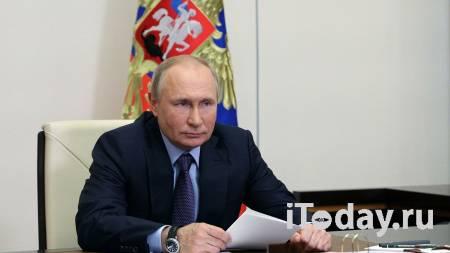 Путин завершает подготовку к саммиту с Байденом, сообщил Песков - 15.06.2021