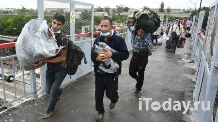 Песков: решения о продлении временного пребывания мигрантов пока нет - 15.06.2021