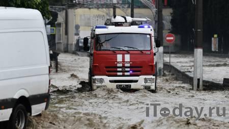 В Ялте заявили о колоссальном ущербе из-за подтоплений - 18.06.2021