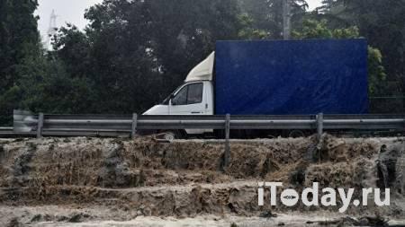 Пляжи Ялты начали восстанавливать после стихии - 22.06.2021