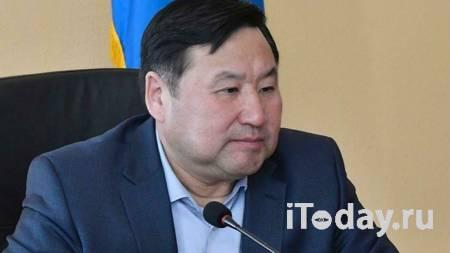 Ховалыг подал документы на выборы главы Тувы - 22.06.2021