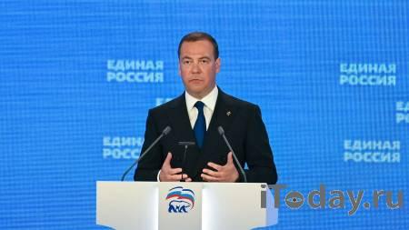 Медведев заявил об увеличении военного присутствия у границ России - 22.06.2021