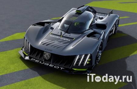 Peugeot 9X8: Без крыла. Полетит?