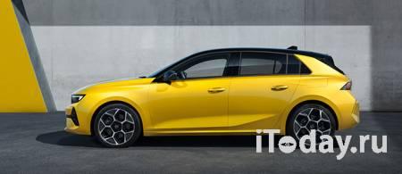 Opel Astra: С французским прононсом
