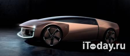 Pininfarina Teorema: Виртуальное будущее