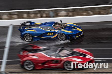 Ferrari SF90 Stradale Assetto Fiorano: Самый быстрый вмире