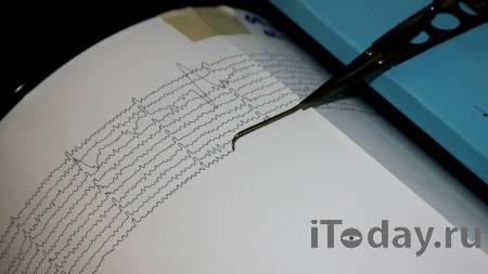 У берегов Камчатки произошло землетрясение магнитудой 5,4 - 14.07.2021