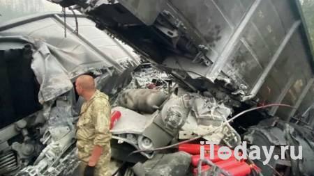 Число жертв аварии с поездами в Амурской области увеличилось до четырех