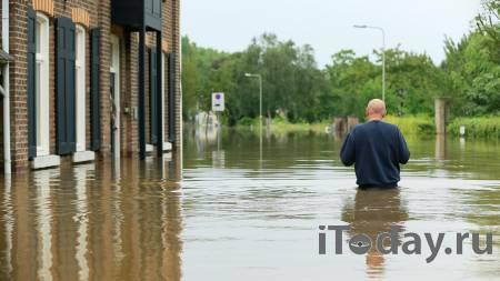 В Нидерландах подсчитали ущерб от сильных наводнений