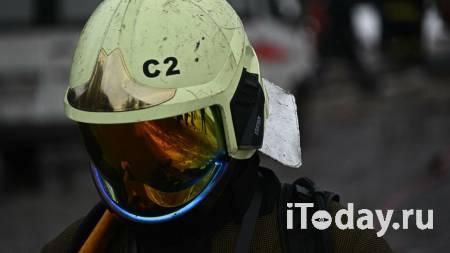 В Москве загорелись квартира и шесть балконов - 22.07.2021