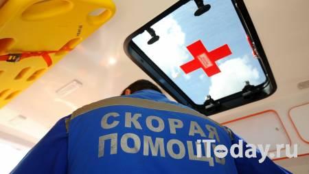 В Ростове-на-Дону столкнулись два автобуса - 22.07.2021