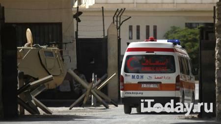 Мощный взрыв прогремел в центре Газы