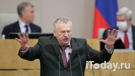 Жириновский рассказал о возможных кадровых перестановках в ЛДПР - 22.07.2021