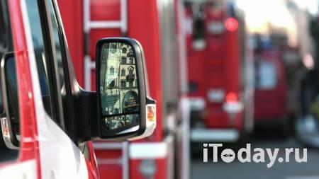 Площадь пожара в жилом доме в центре Петербурга увеличилась - 25.07.2021