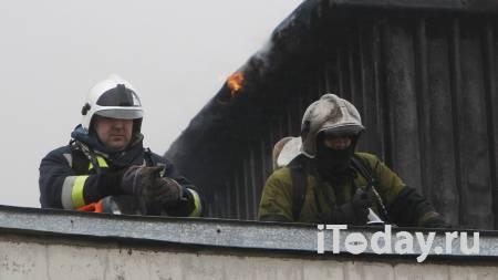 В центре Петербурга локализовали пожар в жилом доме - 25.07.2021