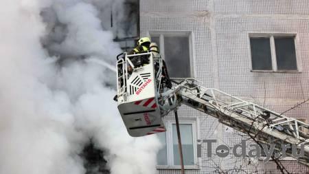 Пожару в жилом доме в Ростове присвоили четвертый уровень сложности - 25.07.2021