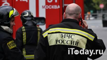 Группировку спасателей, тушащих пожар в Ростове-на-Дону, увеличили вдвое - 25.07.2021