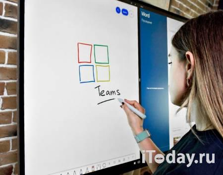 Компьютер, заточенный в телевизоре — Microsoft Surface Hub 2S
