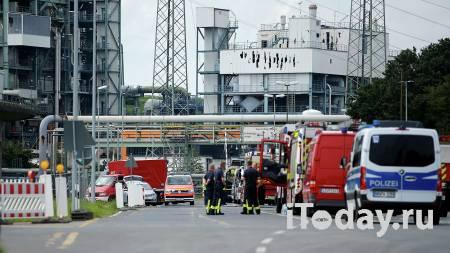 Число пострадавших при взрыве в Германии достигло 31