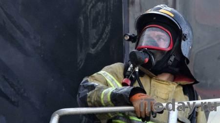 В Москве полностью потушили крупный пожар на складе - 30.07.2021