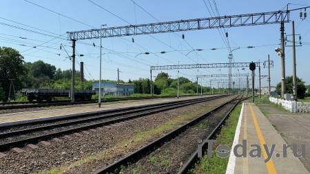 Грузовик, столкнувшийся с поездом под Калугой, ехал на красный свет - 31.07.2021