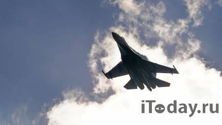 В Хабаровском крае разбился Су-35 - 31.07.2021