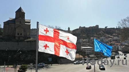 В ЕС пригрозили Грузии приостановкой финансирования
