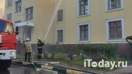 Открытое горение в общежитии нижегородского медуниверситета ликвидировали - 31.07.2021