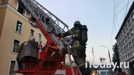 Пожарные рассказали, как спасали студентов общежития в Нижнем Новгороде - 31.07.2021