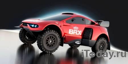 Prodrive BRX Hunter: Это будет славная охота