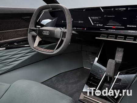 Audi Skysphere: Роскошь – понятие растяжимое