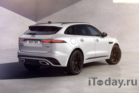 Jaguar F-Pace 2022: Знакомьтесь, «Джаг» Блек