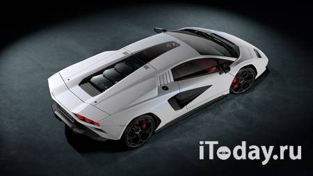Lamborghini Countach LPI 800-4: Кризис жанра?