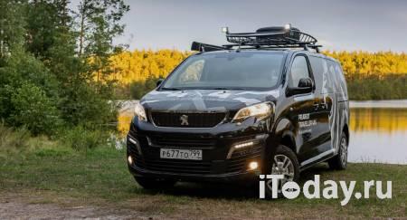 Peugeot Traveller 4x4 Concept: Охота, рыбалка, далее — везде