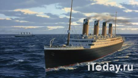 """В США в музее """"Титаника"""" обрушился айсберг, пострадали три человека - 03.08.2021"""