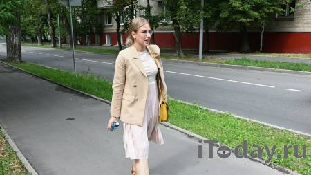 Суд приговорил Соболь к полутора годам ограничения свободы - 03.08.2021