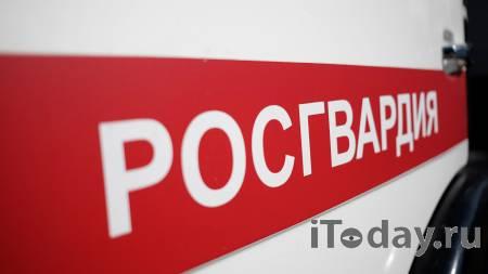 В Новосибирске мужчина пытался ограбить банк, угрожая пистолетом-зажигалкой - 17.08.2021