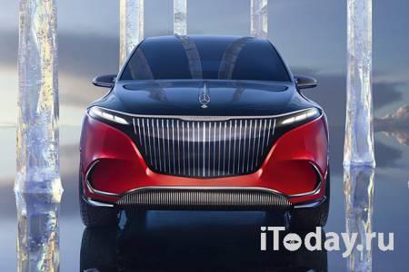 Mercedes-Maybach Concept EQS: Бутафория будущего