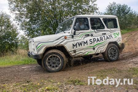 MWM Spartan EV: Электрический Уазик для любителей острых ощущений