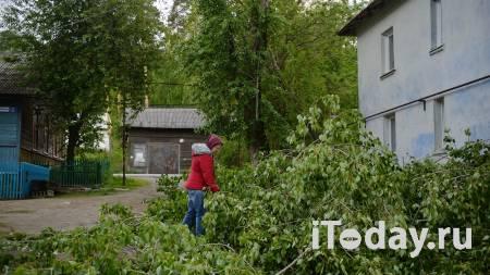 В результата урагана в Екатеринбурге пострадали два человека - 03.09.2021