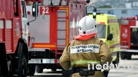 В Сочи загорелась пятиэтажка - 03.09.2021